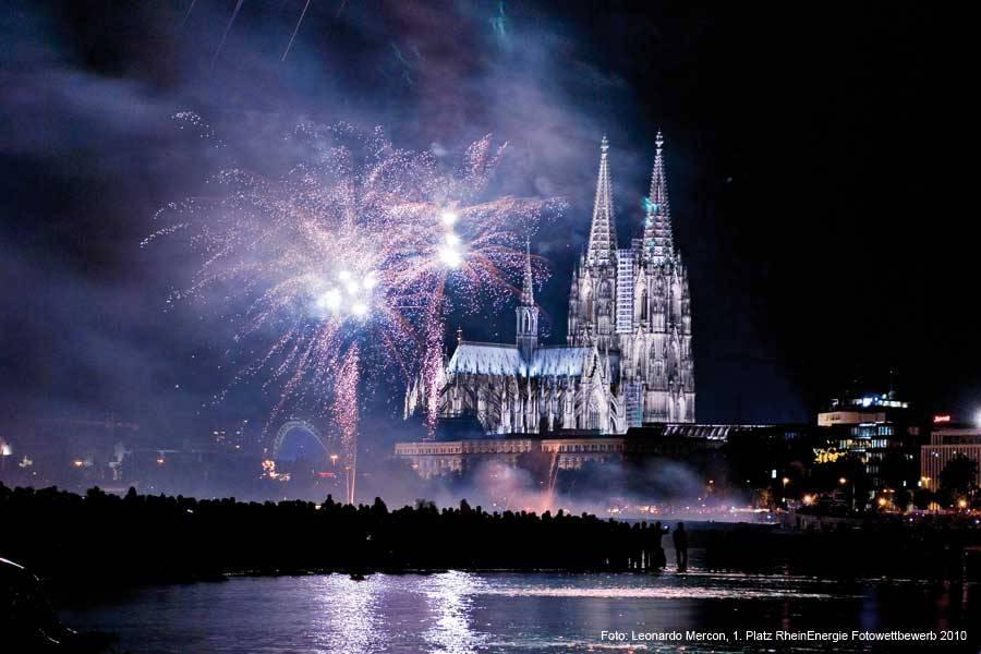 Фестиваль «Кельнские огни»!