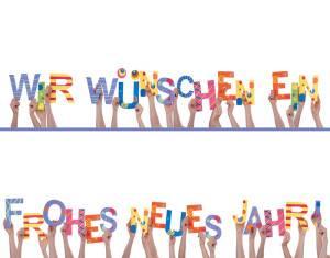 Новогодние каникулы Немецкого института