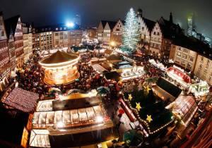 Frohe Weihnachten или как встречают Рождество в Германии
