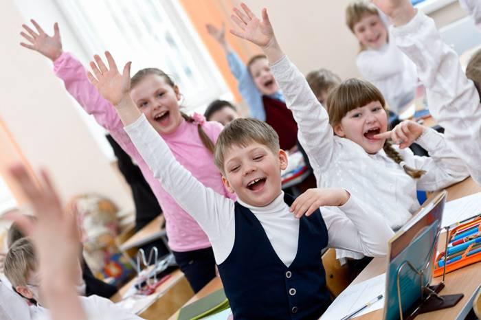 Стартуют курсы изучения языка для самых маленьких