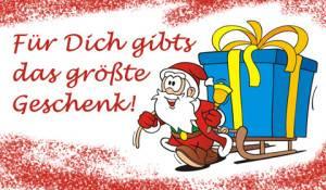 Новогодние акции в Немецком институте